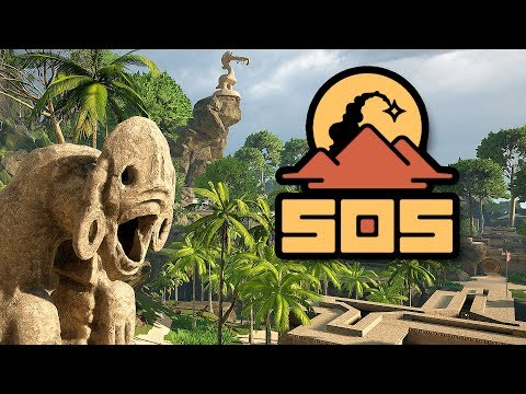 SOS by Outpost Games // Escape from La Cuna Island