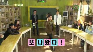 lee jun dance(ibodooraa sub).