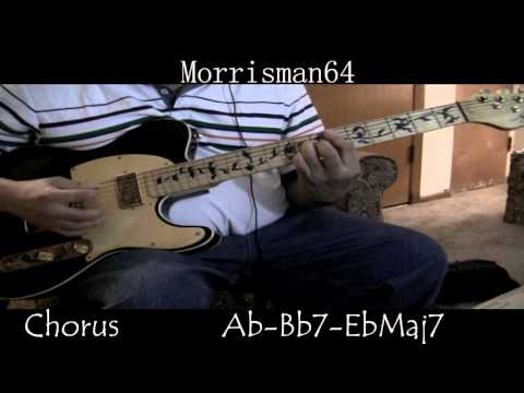 LARRY GRAHAM  - ONE IN A MILLION - Guitar Cover