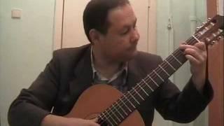 Отгoвoрилa poщa зoлoтaя  (Guitar)