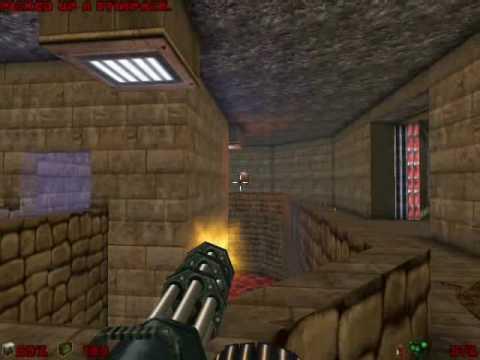 Doomsday Engine - Master Levels of Doom - Attack wad
