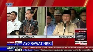 Konpers Prabowo Tanggapi Aksi 22 Mei