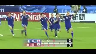 Zaccheroni Japan All 24 Goals || Japan National Football Team