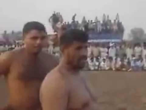 Ransinwal Kabaddi Match Narowal PAKISTAN 11 09 2014 p1