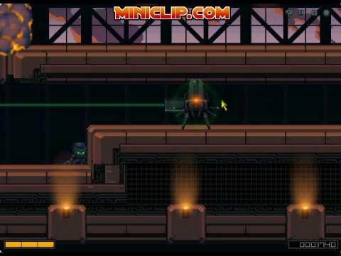 Final Ninja - A Free Game by Nitrome