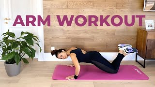 SPORT WITH NK - ARM WORKOUT (NK - ELEFANTE)