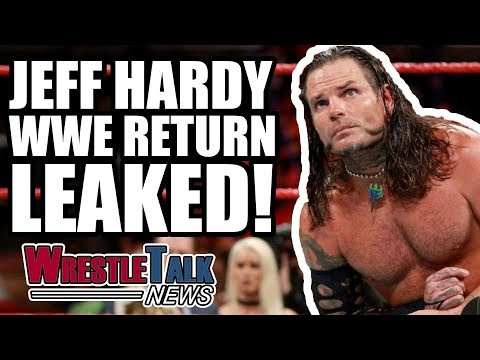 Jeff Hardy WWE Return LEAKED! TNA Invade ROH! | WrestleTalk News Mar. 2018