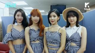 Let's Dance: Winners of 9MUSES A(나인뮤지스A)'s Lip 2 Lip(입술에 입술) Cover Contest