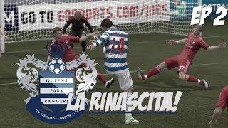 FIFA 14| La Rinascita 2# - CARRIERA QPR - Continuare su questa linea è il segreto!