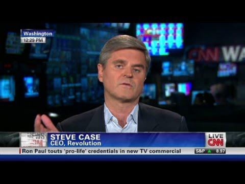 AOL founder Steve Case talks job creation