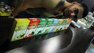 Выпуск №10. Турецкий табак для кальяна Шербетли | Turkish tobacco for hookah Serbetli(VK - https://vk.com/clubhookahtime Inst - https://instagram.com/aik_ht/ Обзор турецкого табака для кальяна шербетли. Дымность, жаростокост..., 2015-01-18T12:26:12.000Z)