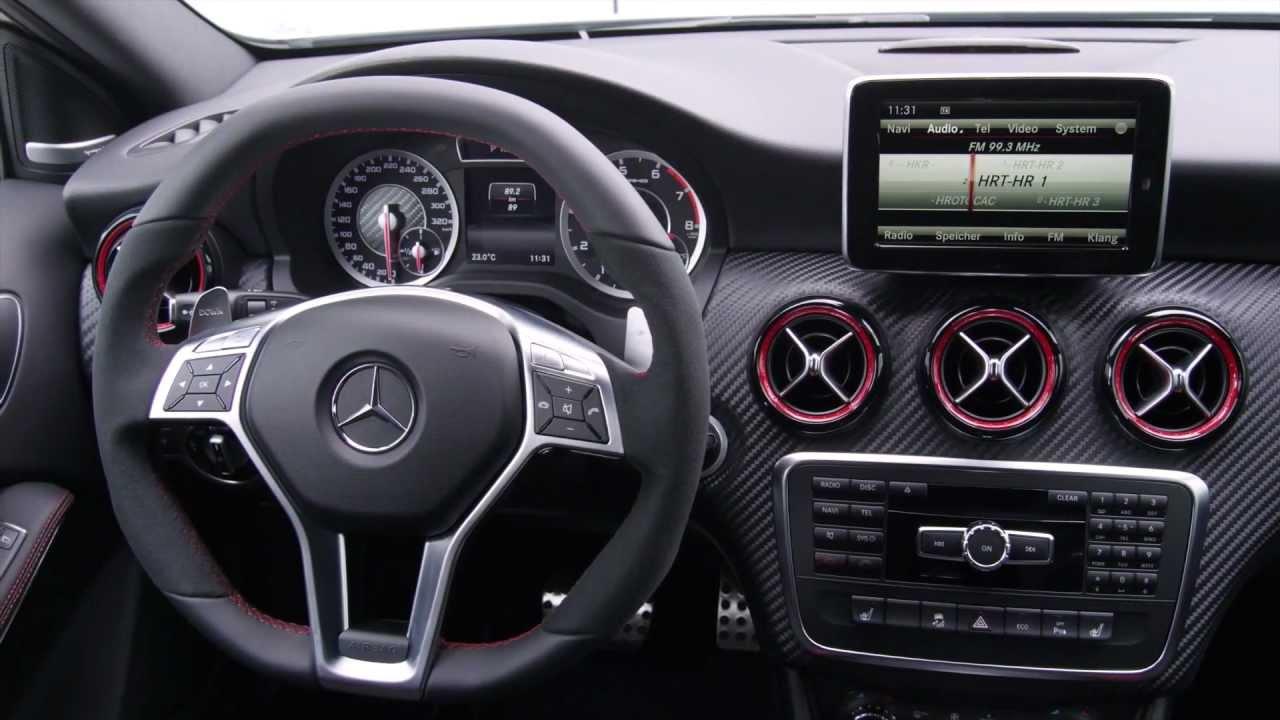 New Mercedes A45 Amg 2013 Interior Full Hd