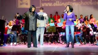 Patti LaBelle - Somewhere Over The Rainbow 2013 LIVE
