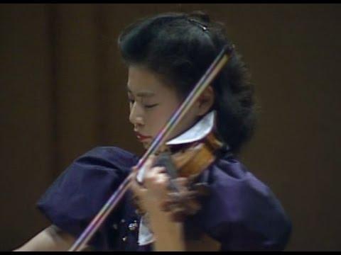 Midori Goto & R.McDonald play Mozart Sonata KV 301- I. Allegro con spirito