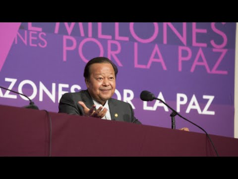 Prem Rawat at San Antonio de Abad University