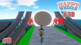 Guts and Glory (Happy Wheels в 3D) ЭПИЧНЫЕ ПАДЕНИЯ (8 серия)