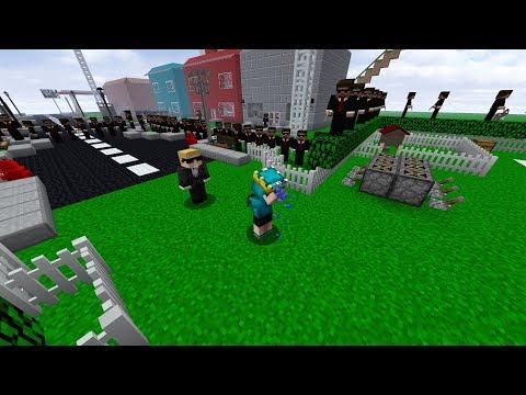 EFE'nin ŞEHRİNİ ESİR ALIYOLAR 100.000 KİŞİLİK ORDU GELİYOR ! ! !😱 -Minecraft