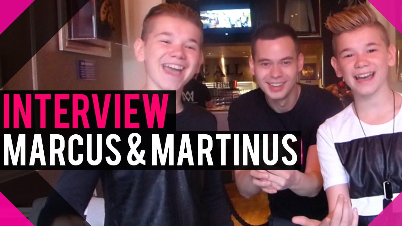 marcus och martinus turne 2016 sverige