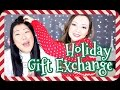 Holiday Gift Exchange Ideas for Makeup Lovers | Shelly