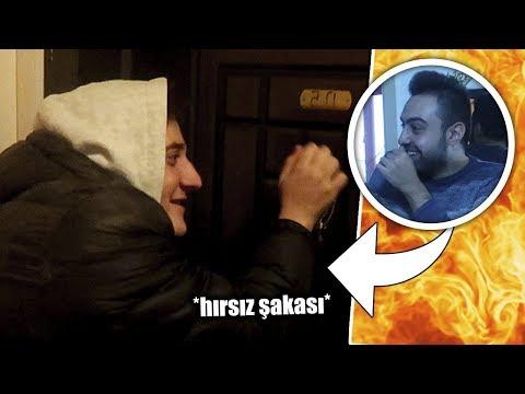 ÜMİDİ'YE HIRSIZ ŞAKASI !!