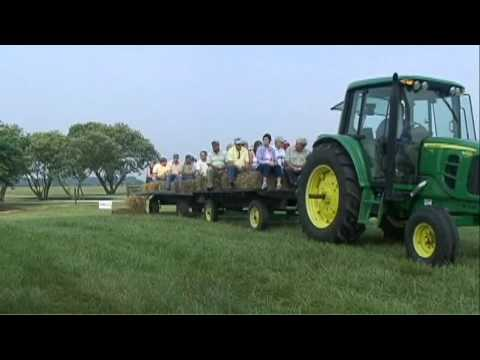 UKREC Field Day - Growing Kentucky, July 2009