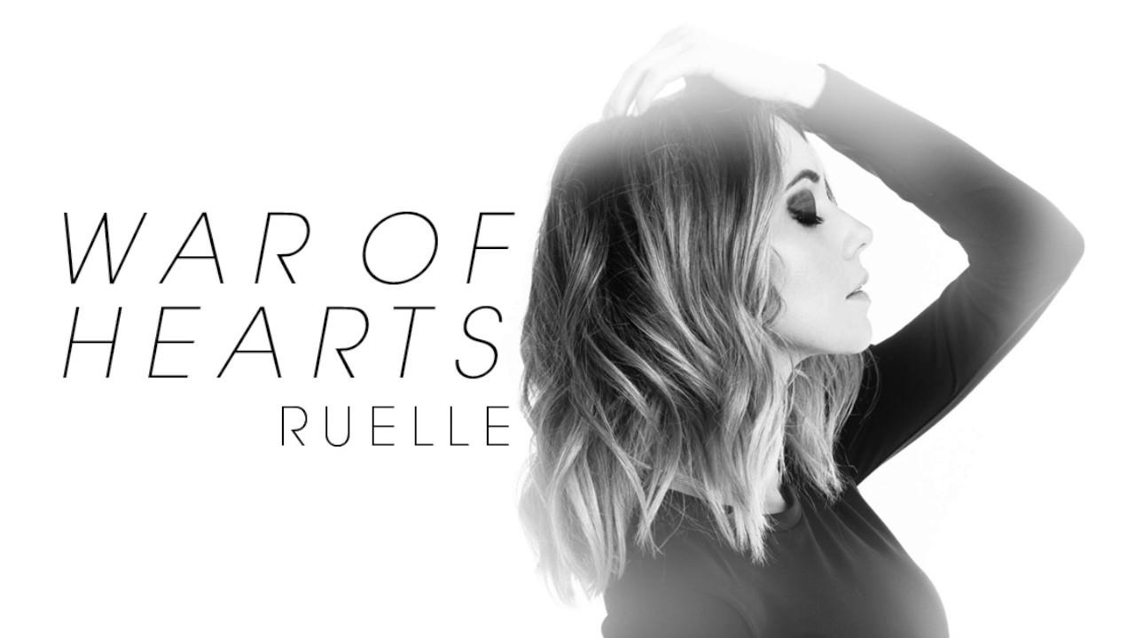「RUELLE - War Of Hearts」的圖片搜尋結果