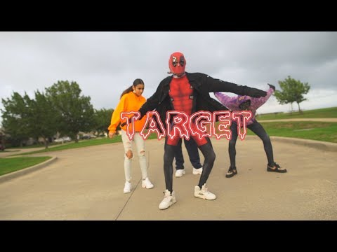 YBN Cordae -  Target (Dance Video) shot by @Jmoney1041