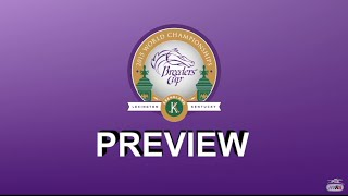 NYRA Breeders Cup Preview - Part 1