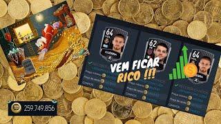BUGZIN DOS PRATAS l BUG DO MILHÃO l TRADE FIFA MOBILE l VEM FICAR RICO l BUG DO MILHÃO