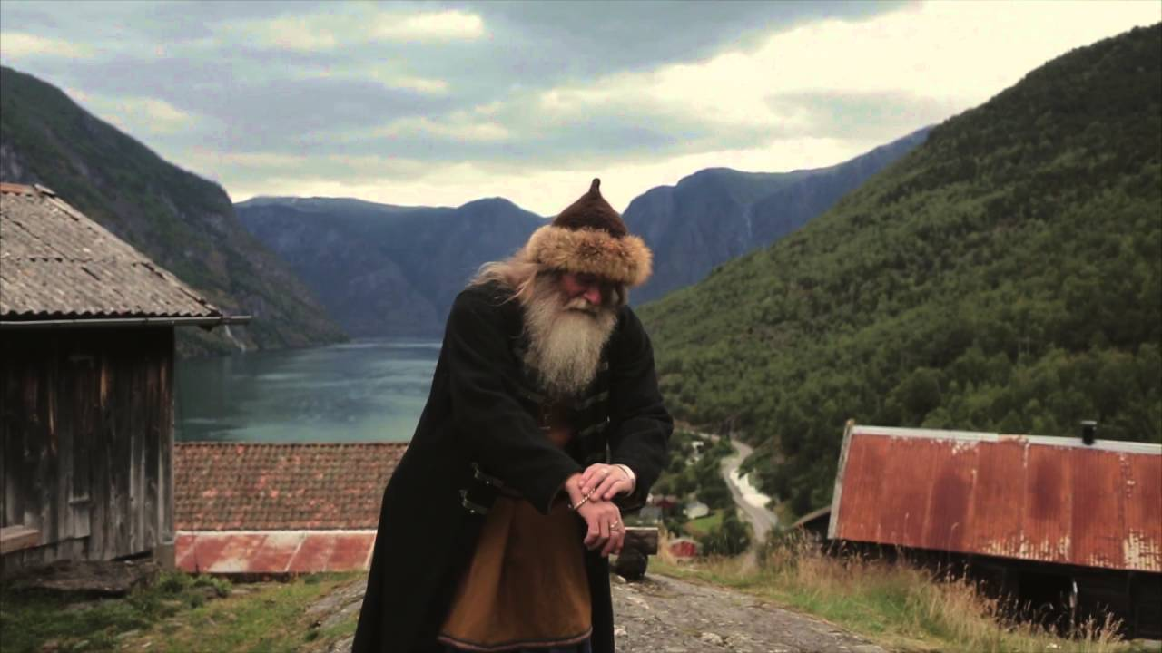 Thumbnail: Encounter with a real life Viking in Gudvangen