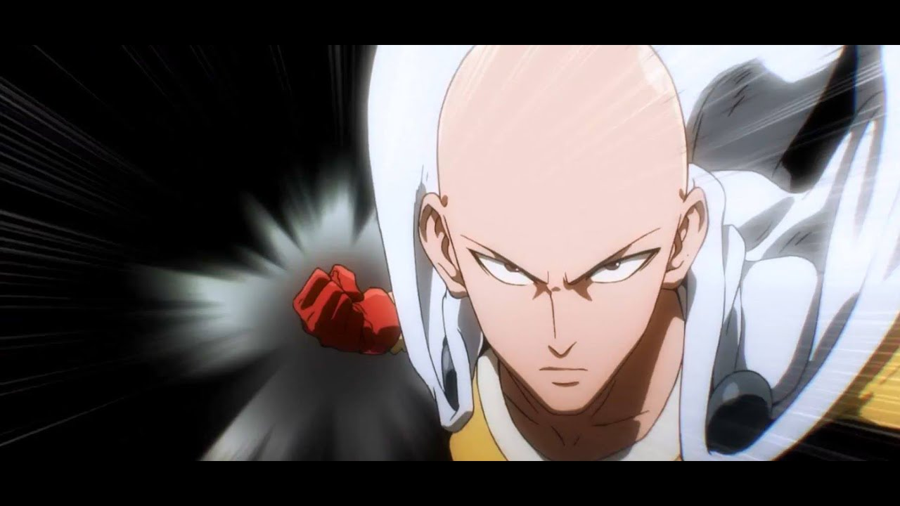 ONE PUNCH MAN episode 13 english sub : KING - one punch man ost