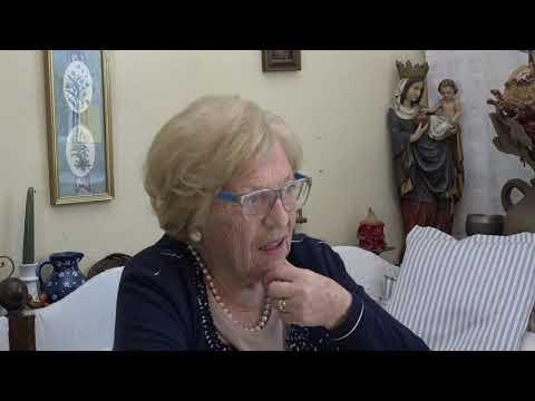 Frau Maria macht sich Gedanken über die Entwicklungen in ihrer Heimat