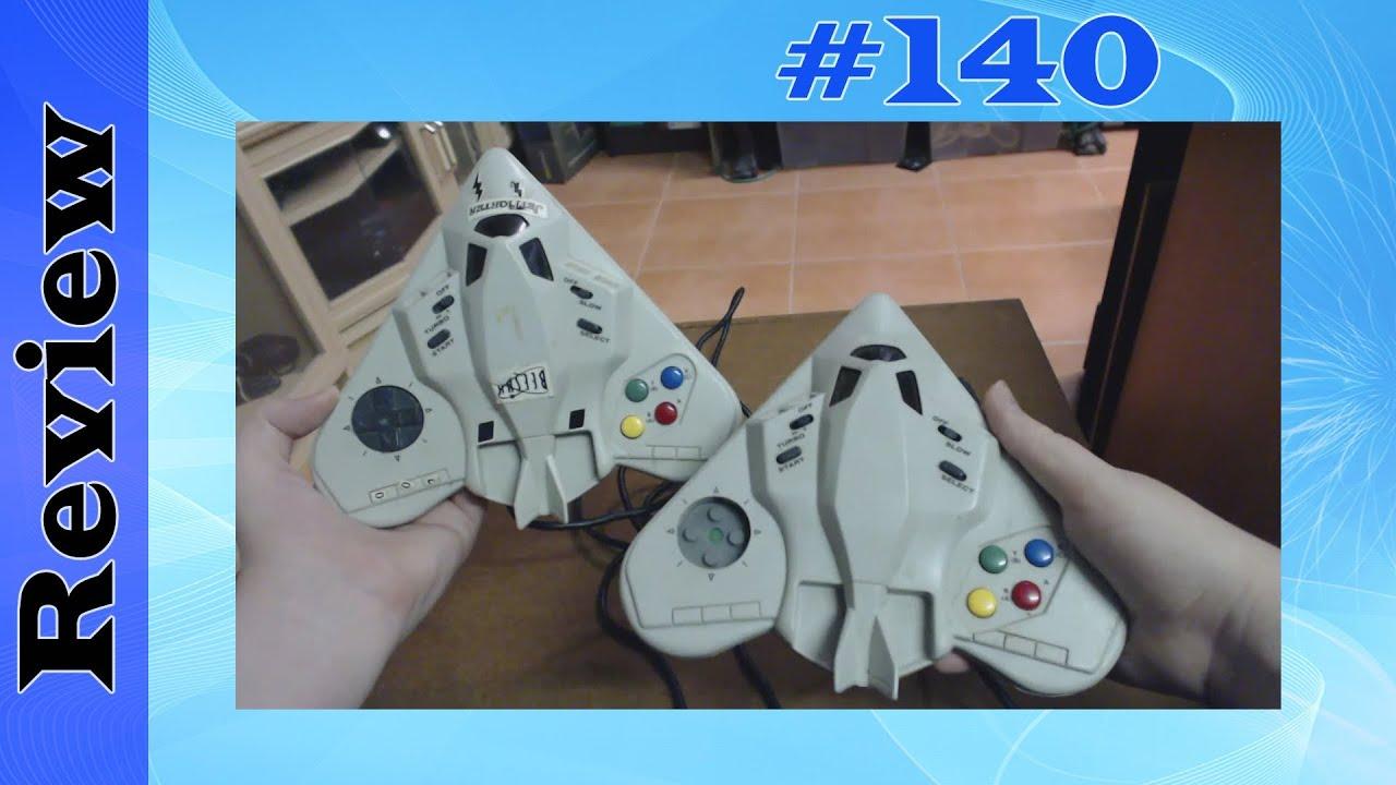 Download Beeshu Jetfighter Controller (Mega Drive/Genesis/SNES)