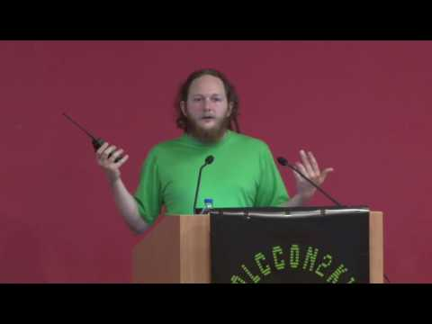 BalCCon2k16 - Travis Goodspeed - Nifty Tricks for ARM Firmware Reverse Engineering