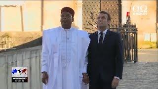 Franța și lupta împotriva terorismului din Africa