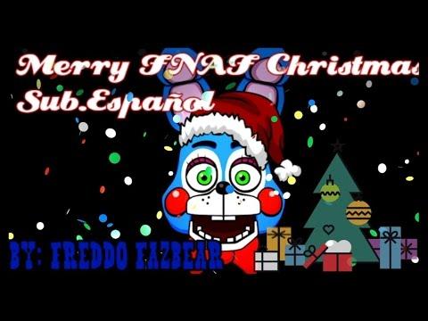 [SFM FNaF Epic] Merry FNaF Christmas Song Sub Español