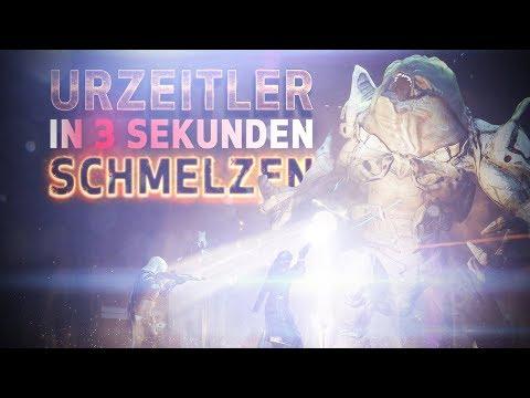 URZEITLER in 3 Sekunden SCHMERLZEN!! - GAMBIT TEAM & LOADOUT - Destiny 2 Forsaken thumbnail