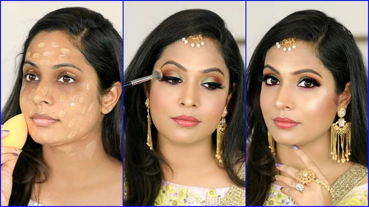Indian Wedding Makeup Step By