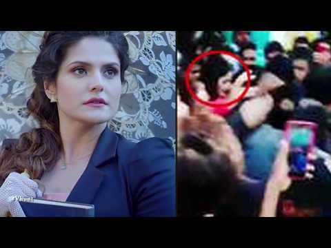 Zareen Khan Slaps A Man In Aurangabad - बॉलीवुड की नई खबर २०१८ - Bollywood Gossips News Mp3