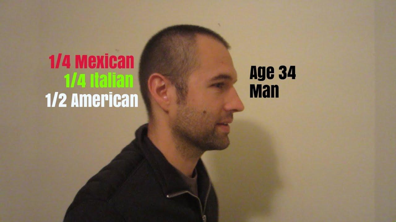 Mexican american man