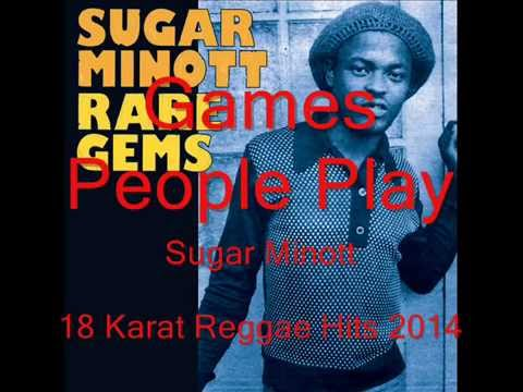 Sugar Minott - Games People Play (Reggae Hits 2014)