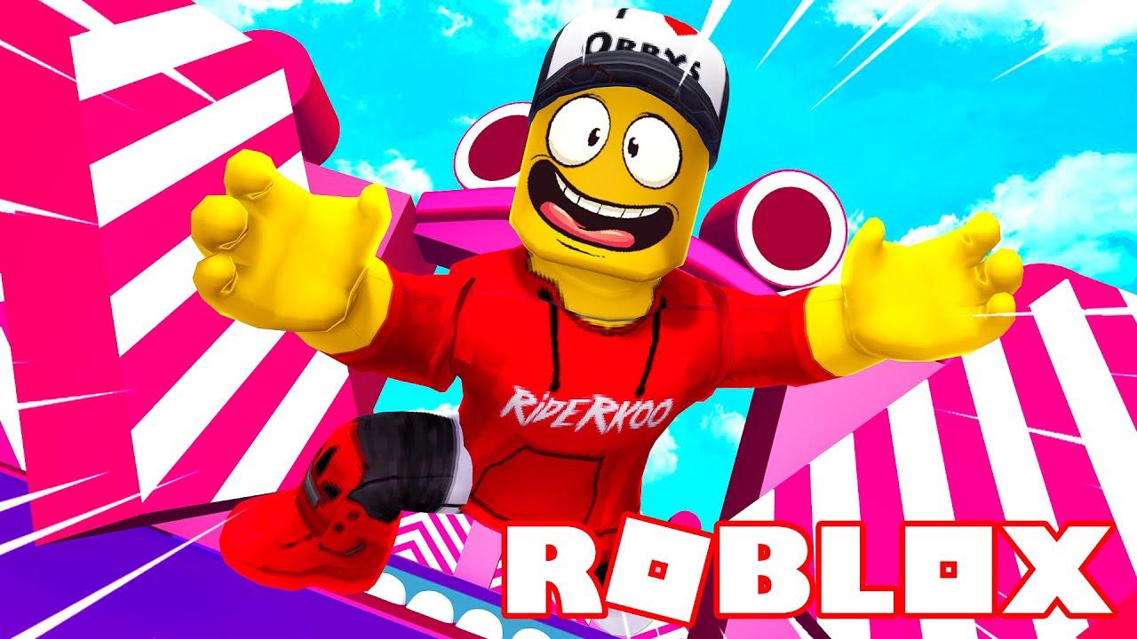 ROBLOX FALL GUYS... 👑 Ragdoll Royale! 👑