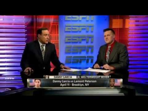 Danny Garcia Vs Lamont Peterson 04/11/15 | Danny Garcia