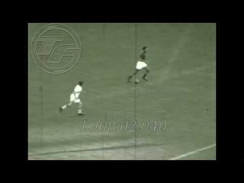 Football 1952 HELSINKI (GER - YUG) Amateur Footage