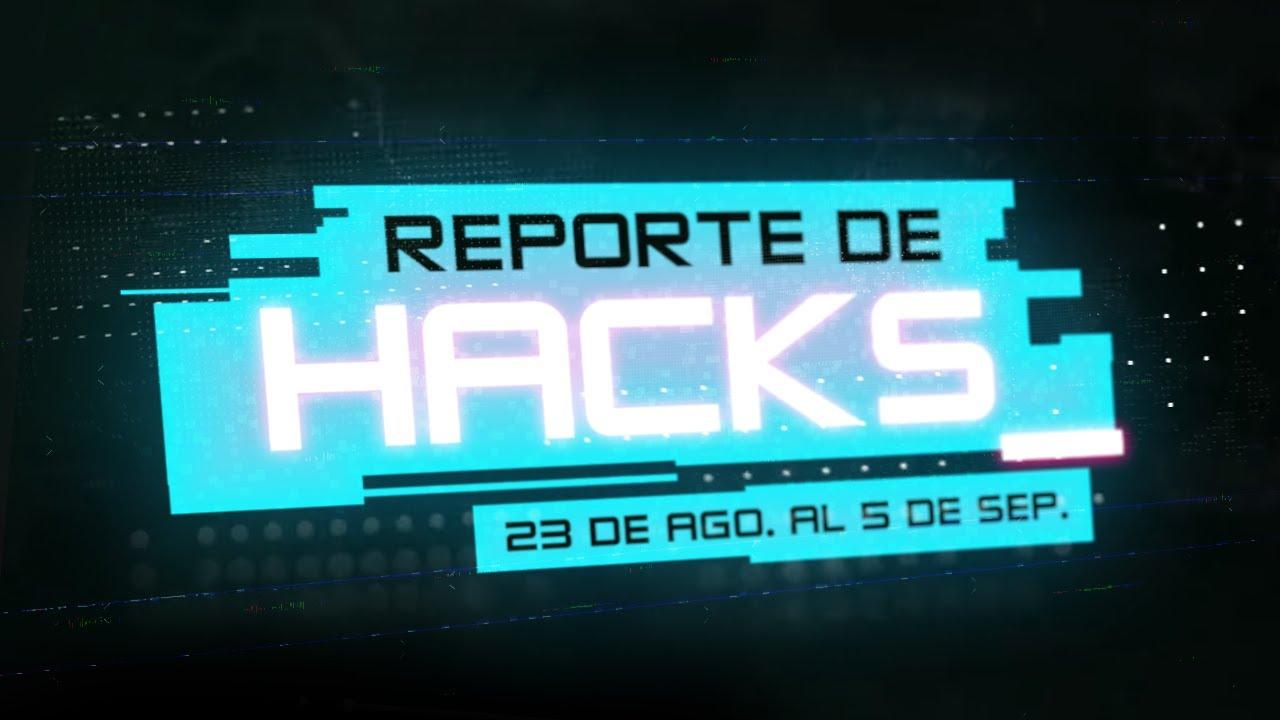 Reporte de Hacks 5: ¡Por la tabla de clasificación! | Garena Free Fire