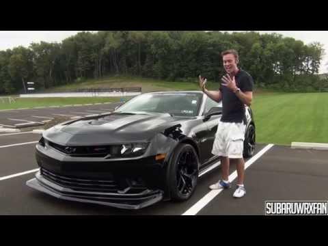 Review: 2014 Chevrolet Camaro Z/28
