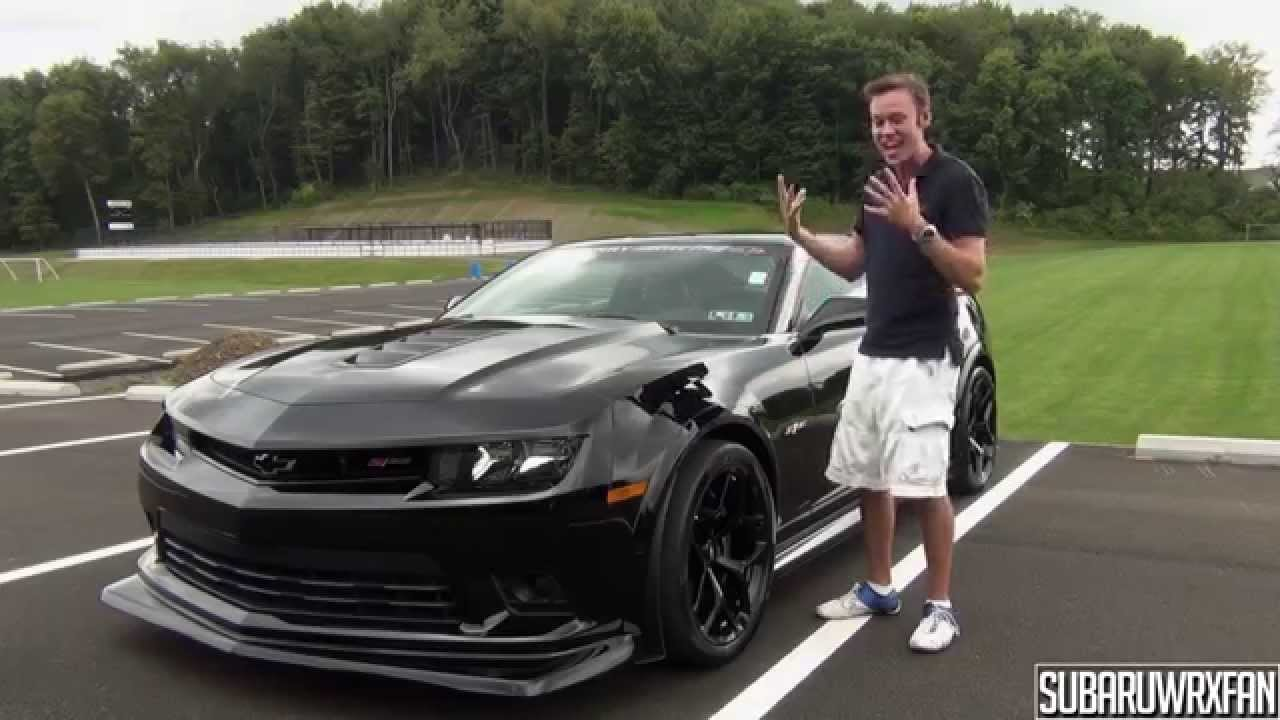 Review: 2014 Chevrolet Camaro Z/28 - YouTube