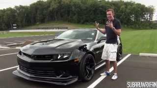 Chevrolet Camaro Z28 2014 Videos