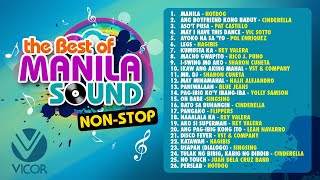 Baixar Various Artists - The Best of Manila Sound [Non-stop]