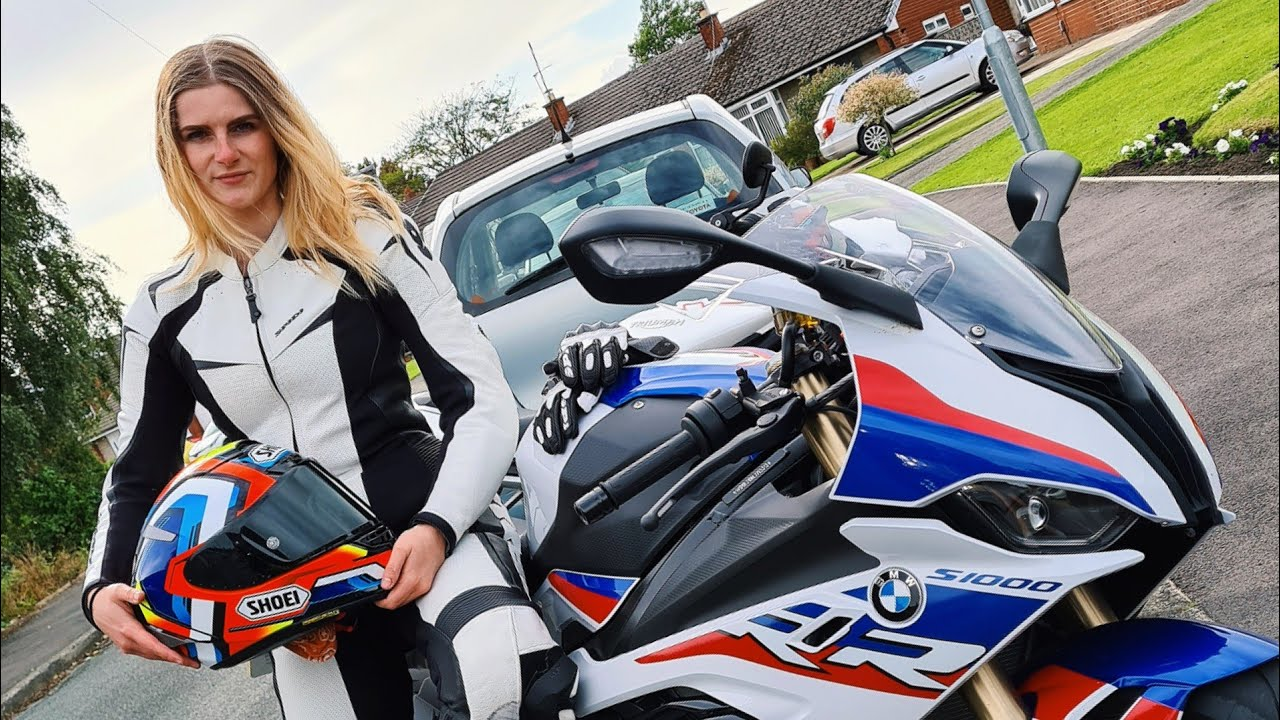 Download 2020 BMW S1000RR M PACKAGE // A GUIDE TO THE TFT DASH 🤩
